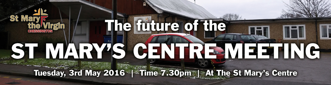 St Marys Centre Future Banner