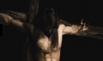 Image of Jesus on the cross