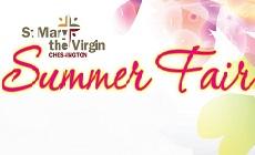 Summer fair at saint marys church