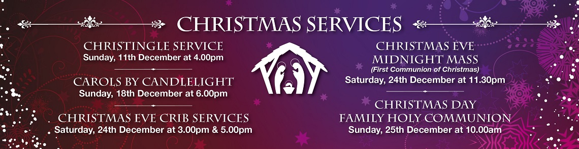 Christmas 2016 Services Banner