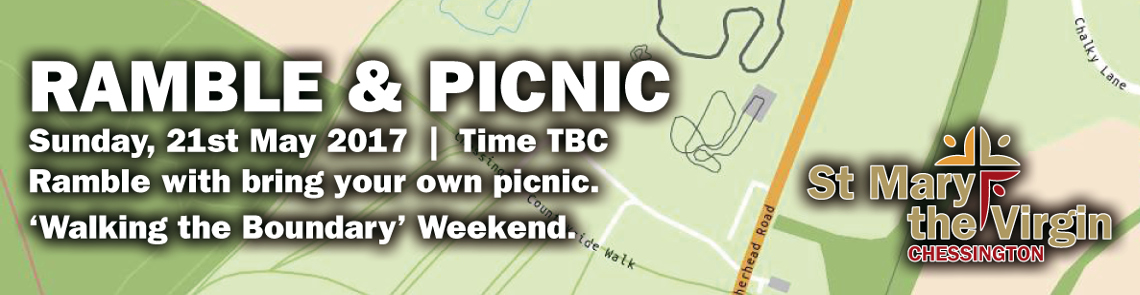 Ramble and Picnic Banner 17