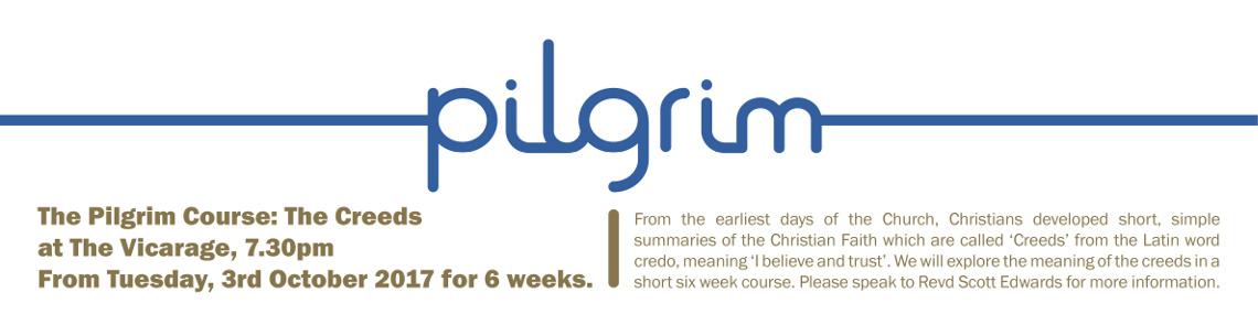 Pilgrim Course Banner 17